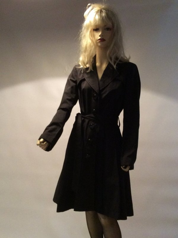 Trench-coat noir VERO MODA